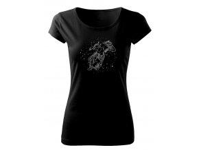 andromeda dámské tričko