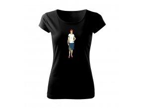 tenis dámské tričko