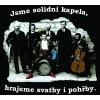Solidní kapela - tričko s vtipným nápisem (Pánské/Dámské Dámské černé, Velikost XXL)