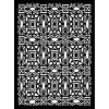 Secesní dekor - tričko s potiskem (Pánské/Dámské Pánské černé, Velikost XXL)