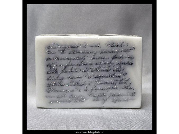 Mýdlo Text