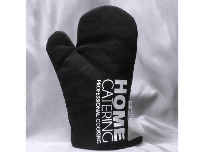 400982 I černá rukavice do kuchyně