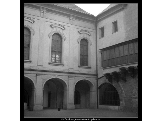 Karolinum (59-1), Praha 1959 , černobílý obraz, stará fotografie, prodej