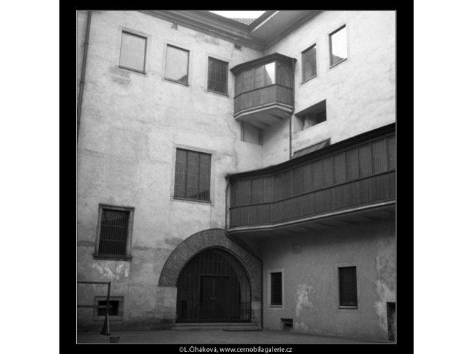 Karolinum (59-3), Praha 1959 , černobílý obraz, stará fotografie, prodej