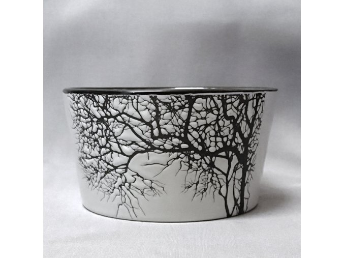 401159 I miska s dekorem stromu