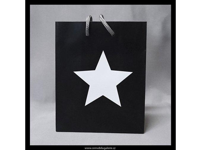 Taška d. Hvězda v černé S