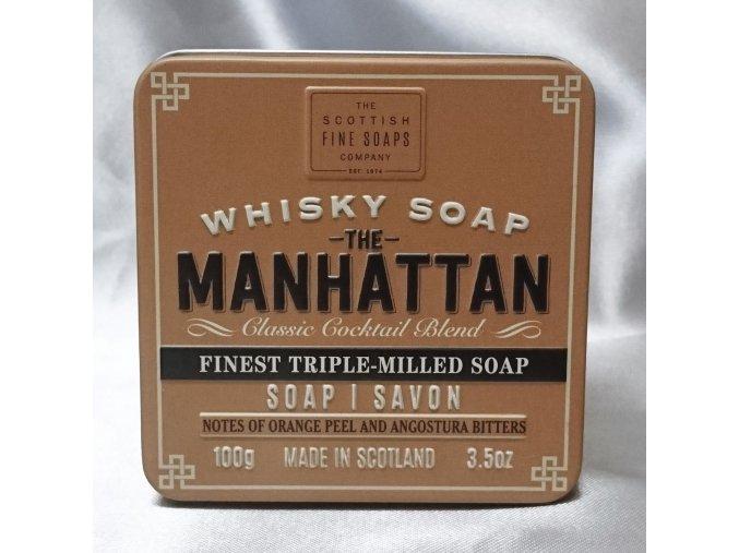 700357 I mydlo-v-plechu-whisky-manhattan
