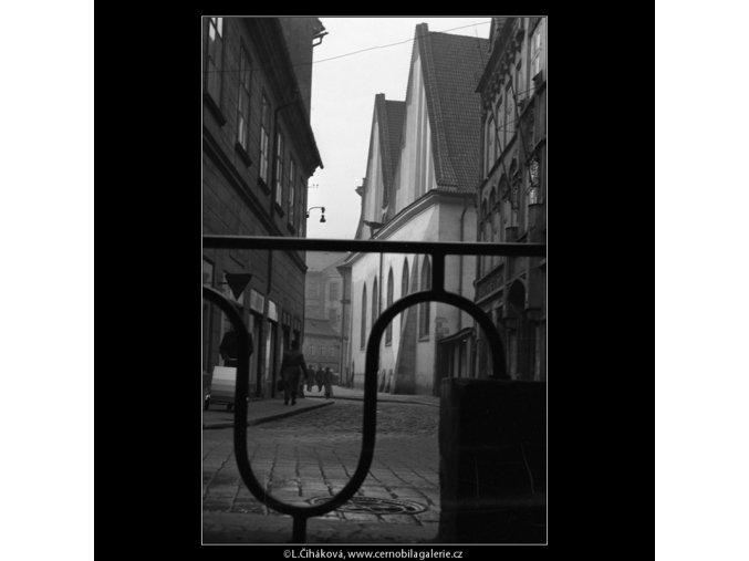 Betlémská ulice (481-2), Praha 1959 , černobílý obraz, stará fotografie, prodej