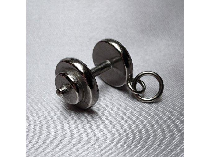 603114 I privesek-cinka-silver
