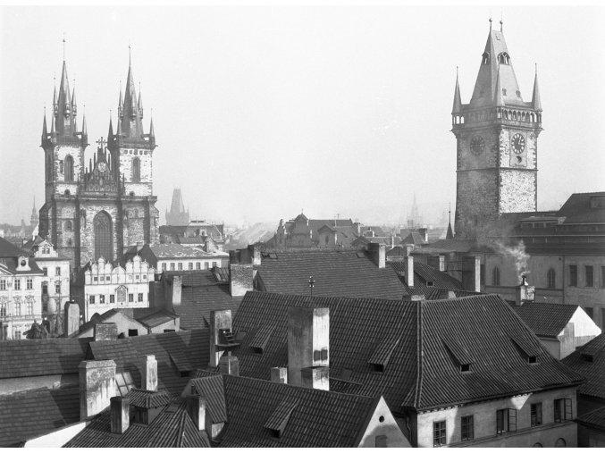 Týn a věž Staroměstské radnice (790-5)