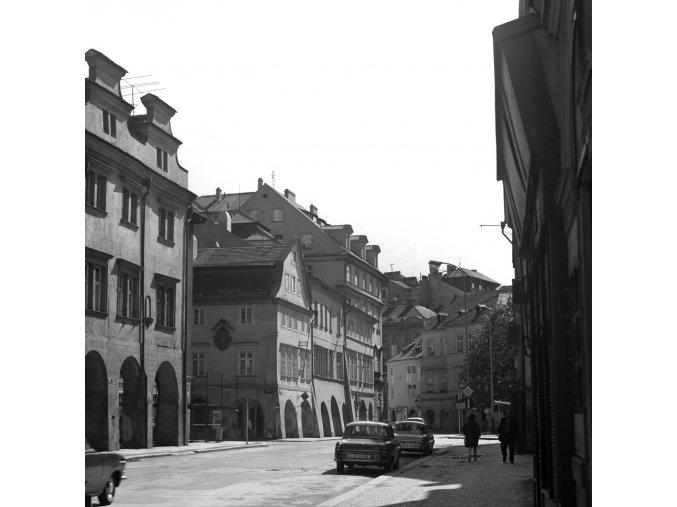 Staré domy na Uhelném trhu (6452)