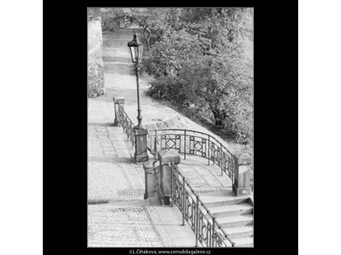 Zátiší (1824), žánry - Praha 1962 září, černobílý obraz, stará fotografie, prodej