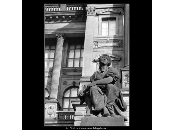 Plastika (2013), Praha 1962 , černobílý obraz, stará fotografie, prodej