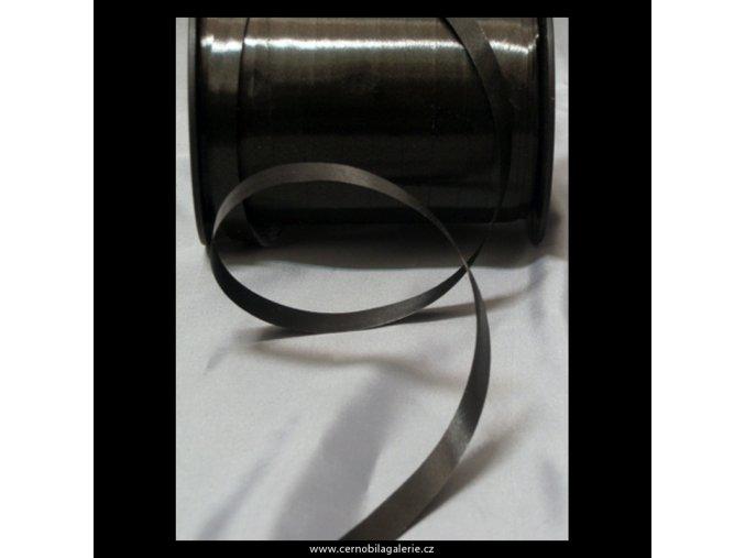 Stuha 10 černá