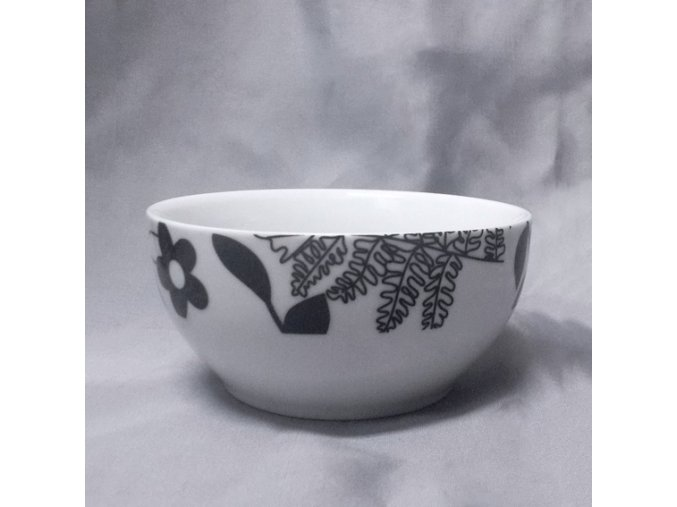 400457 san diego I miska porcelanova s dekorem