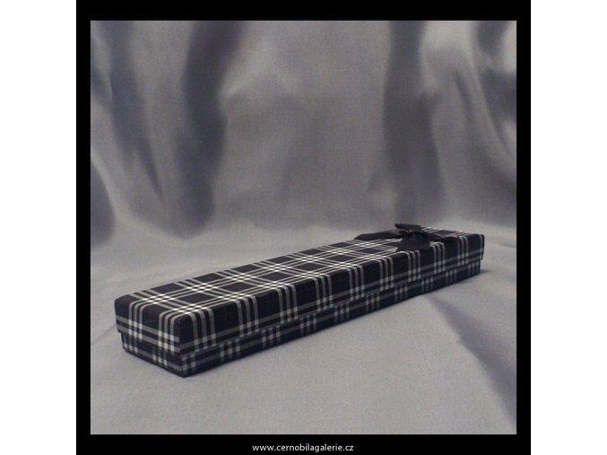 Krabička kostka long