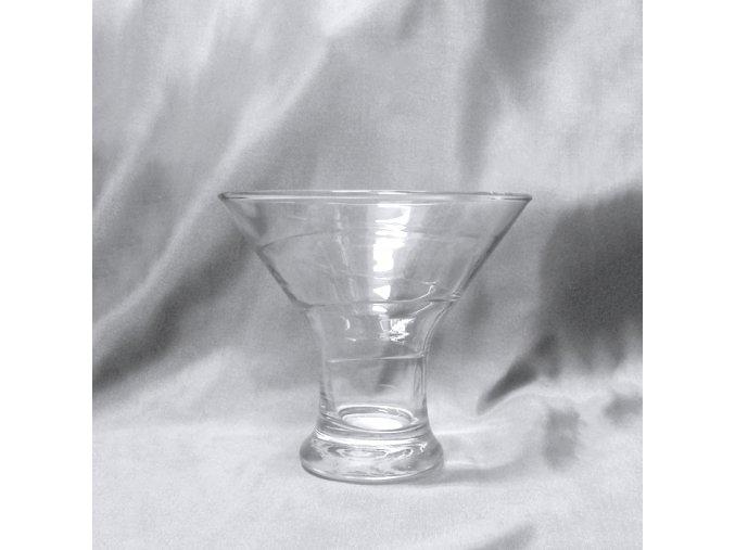 400635 sklenice na zmrzlinové poháry