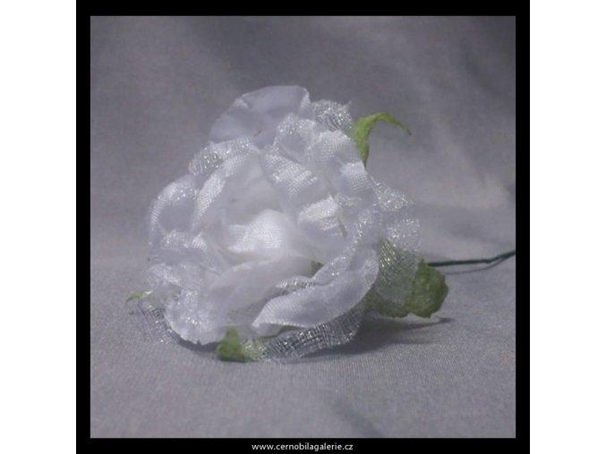 Růžička látka