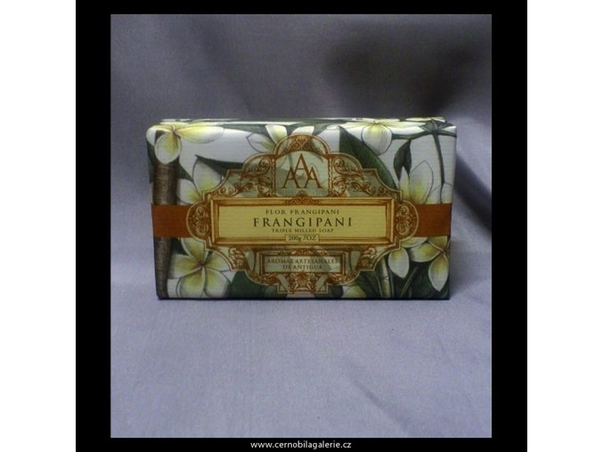 Mýdlo Plumérie