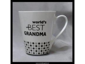Hrnek nejlepší babička