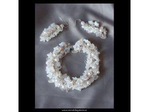 Souprava Opulento bianco