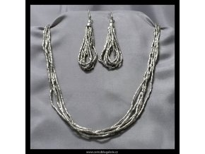 Souprava Seka stříbro