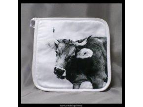 10657 chnapka podlozka krava