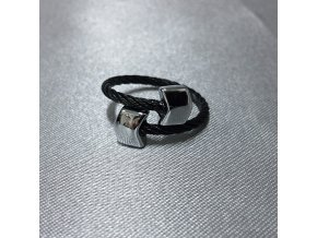 602411 I prsten-lanko-black