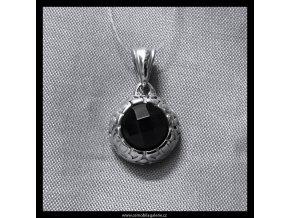 Přívěsek Kámen černý