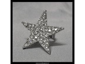 Prsten Hvězda čirá
