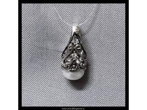 Přívěsek Perla ornament