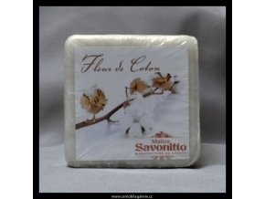Mýdlo kostka Květ bavlny