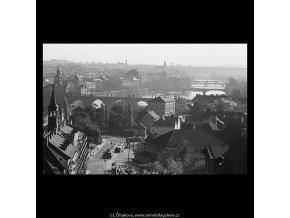 Pohledy na Prahu (5669-2), Praha 1967 říjen, černobílý obraz, stará fotografie, prodej