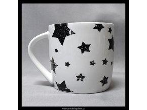 Hrnek Hvězdičky v bílé