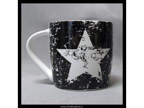Hrnek Hvězda v černé