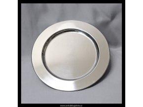 12673 podnos kov kulaty