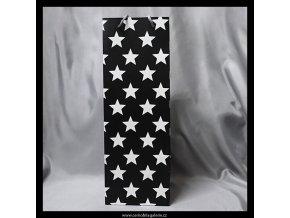 Taška d. L- Hvězdičky v černé