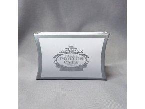 700341 I Mýdlo White silver 40