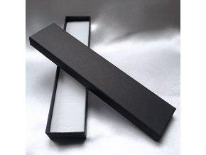 202291 I krabicka-stripe-cerna-long