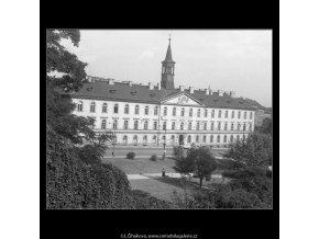 Klárov (223), Praha 1959 srpen, černobílý obraz, stará fotografie, prodej