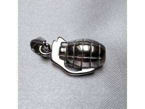 603118 I privesek-granat