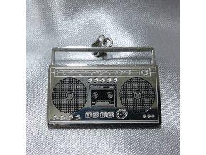 603125 I privesek-magnetofon