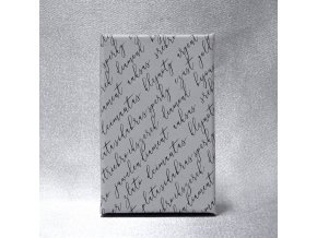 202790 I Krabička Písmo M