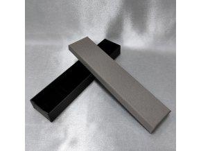 202792 I krabicka-platno-seda-long