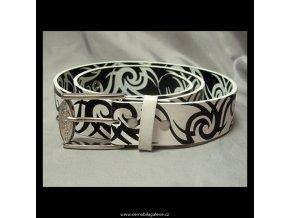 Pásek tribal aqua-line