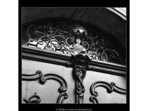 U Kamenného zvonu (1595), Praha 1962 duben, černobílý obraz, stará fotografie, prodej
