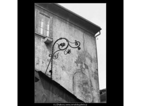 Stará kovářská práce (2125), žánry - Praha 1963 , černobílý obraz, stará fotografie, prodej