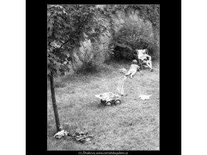 Na koupališti (2256-3), žánry - Praha 1963 červen, černobílý obraz, stará fotografie, prodej