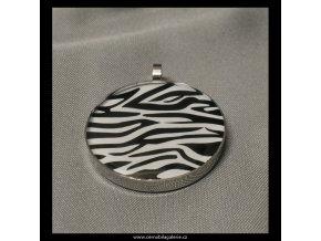 Přívěsek Zebra II