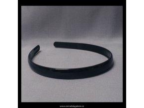Čelenka simple black